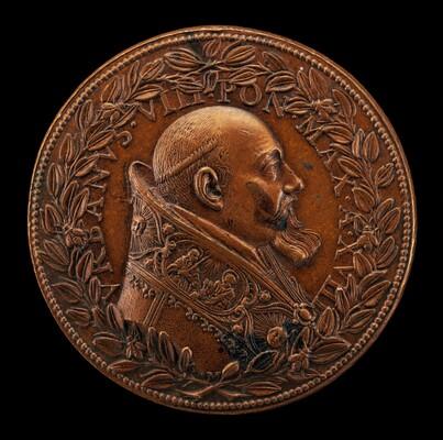 Urban VIII (Maffeo Barberini, 1568-1644), Pope 1623 [obverse]