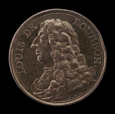Louis II de Bourbon, 1621-1687, Prince de Condé [obverse]