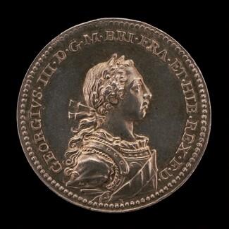 Coronation of King George III [obverse]