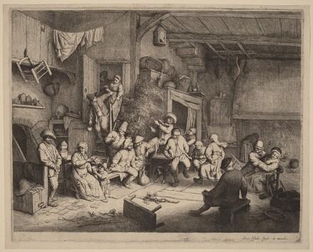 Dance in a Tavern