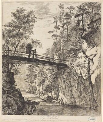 Im Höllenthal (In the Höllen Valley)