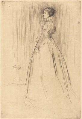 The Velvet Dress