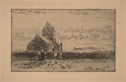 L'Église de Jobourg