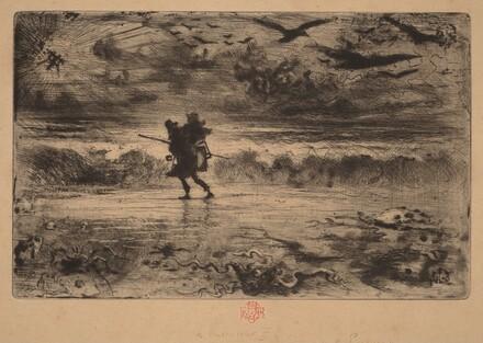 The Marine Painter (Le Peintre de Marine)