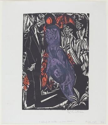 Peter Schlemihls wundersame Geschichte: Der Verkauf des Schattens (Peter Schlemihl's Wondrous Story: The Sale of His Shadow)