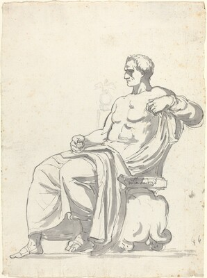 The Ludovisi Menander