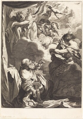 The Ecstasy of Saint Paul