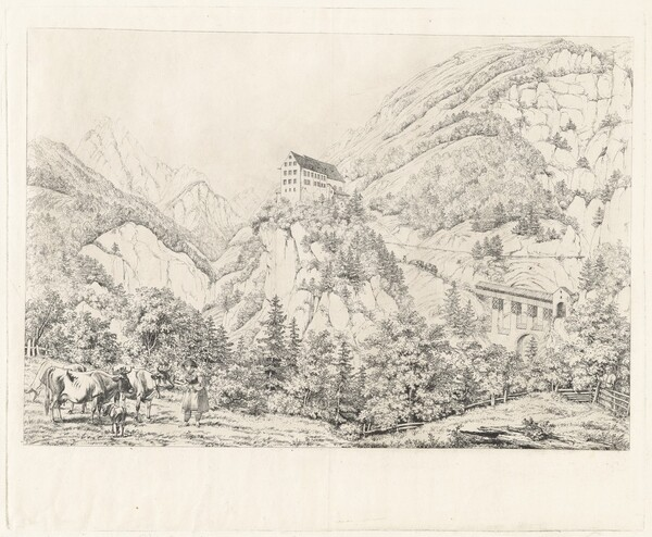 The Georgenberg in the Tyrol