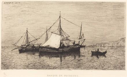 Barque de Pecheurs