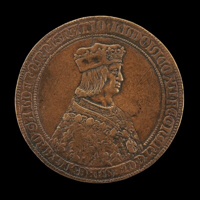Louis XII, 1462-1515, King of France 1498 [obverse]