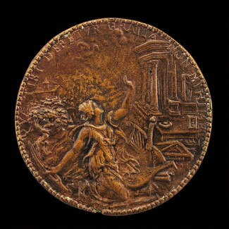 Allegory of Music [reverse]
