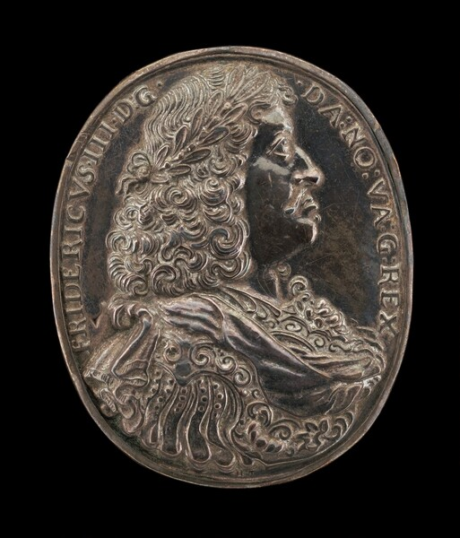 Frederick III, 1609-1670, King of Denmark and Norway 1648 [obverse]