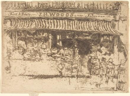 Woods's Fruit Shop