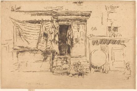 Rag-Shop, Milman's Row