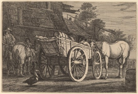 The Four-Wheeled Cart
