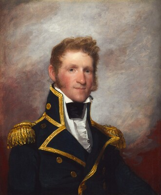 Commodore Thomas Macdonough