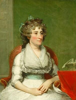 Catherine Yates Pollock (Mrs. George Pollock)