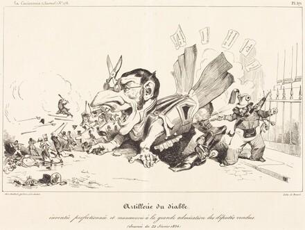 Artillerie du Diable