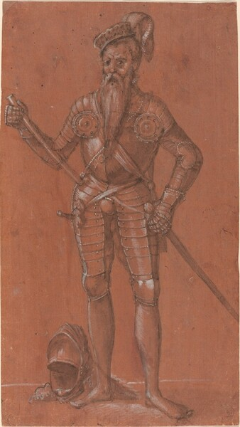 A Man in Armor