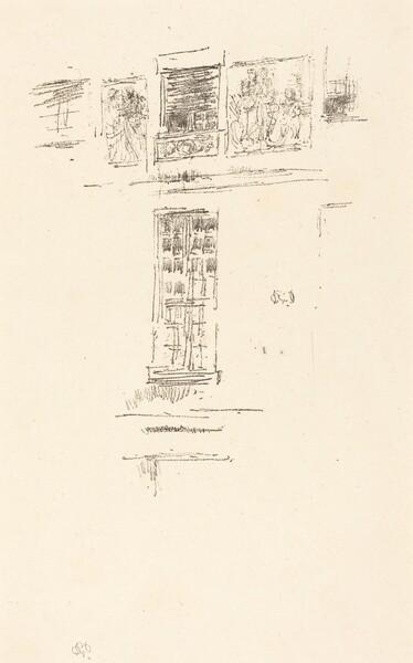 Hôtel Colbert, Windows