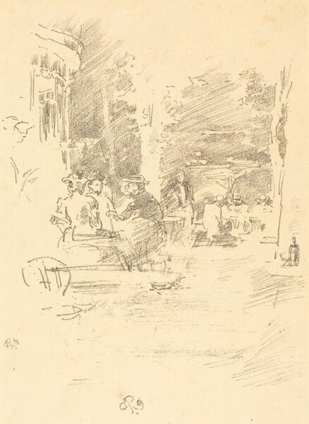 The Little Café au Bois