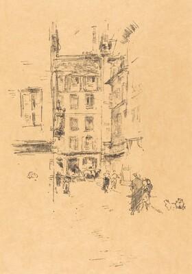 Rue Furstenberg