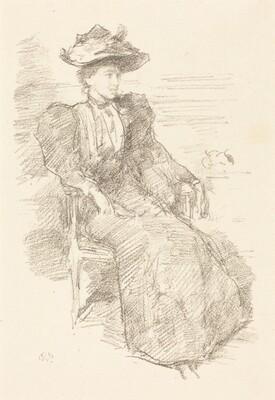A Portrait - Miss Howells