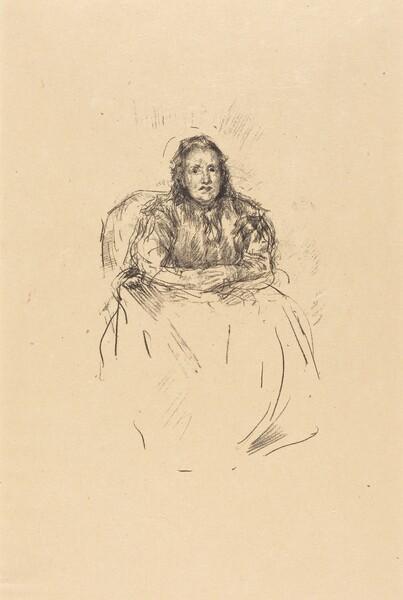 Portrait Study: Mrs. Philip