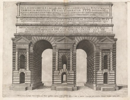 Arch of the Claudian Aqueduct