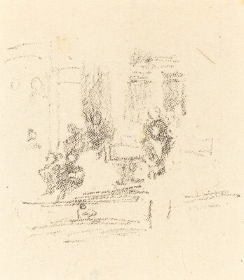 Sketch - Grand Rue Dieppe