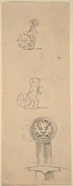 Sheet of Sketches [recto]