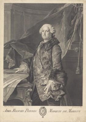 Abel Francois Poisson, Marquis de Marigny