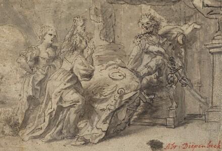 Philomela, Procne, and the Thracian King Tereus