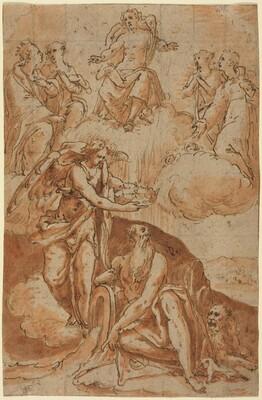 Saint Jerome (?)