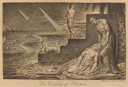 The Hiding of Moses
