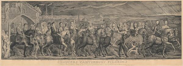 The Canterbury Pilgrims