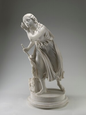 Nydia, the Blind Girl of Pompeii