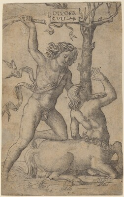 Hercules and Nessus