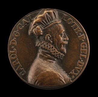 Charles II, 1390-1431, Duke of Lorraine [reverse]