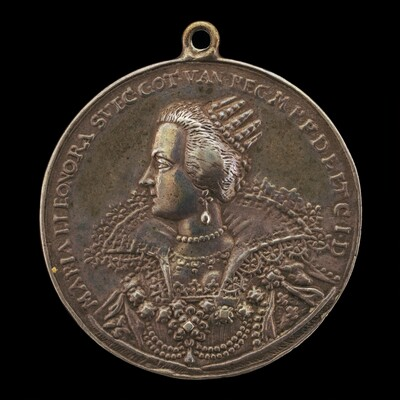 Marie Eleonora of Brandenburg, 1599-1655, Queen of Sweden 1620 [reverse]