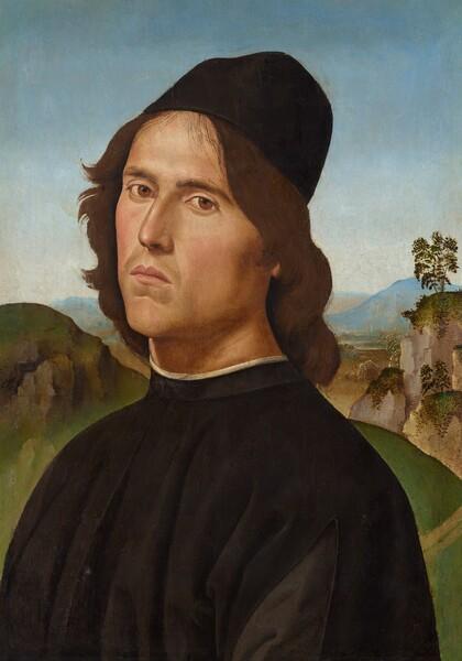 Portrait of Lorenzo di Credi