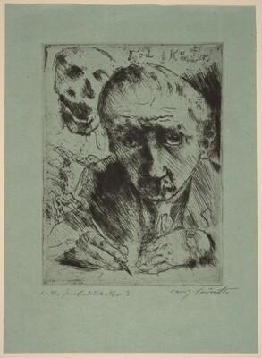 Tod und Künstler (Death and the Artist)