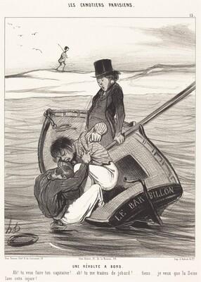 Une Révolte a Bord