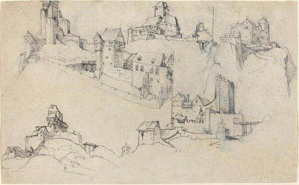 Hilltop Castles