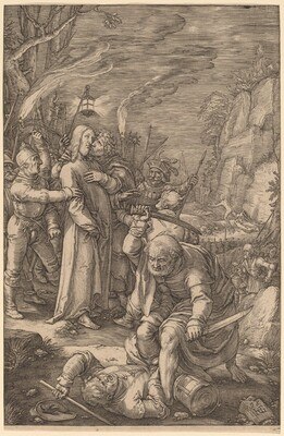 Christ Taken Captive