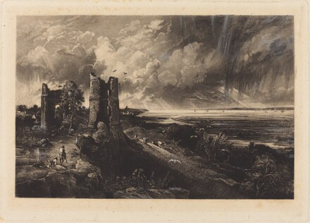 Hadleigh Castle
