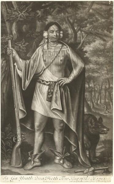 Sa Ga Yeath Qua Pieth Tow, King of the Maquas
