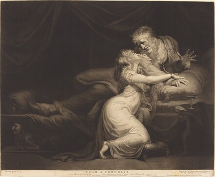Lear and Cordelia
