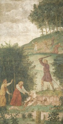 Cephalus Punished at the Hunt