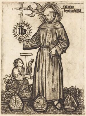 Sanctus Bernhardinus